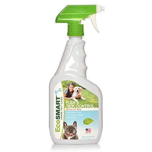 EcoSMART Flea & Tick Killer Spray-on-Dog
