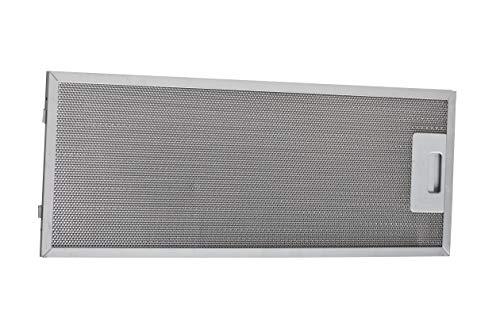 Metallfilter, Fettfilter 175x455mm passend für Bosch Siemens Neff Abzugshaube 352813