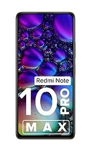 Redmi Note 10 Pro Max (Vintage Bronze, 6GB RAM, 128GB Storage) -108MP Quad Camera | 120Hz Super Amoled Display