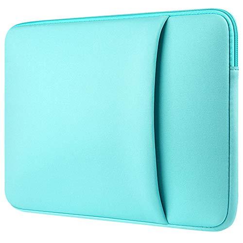 11.6 Pulgadas MacBook Air/Pro, Funda para PC/Impermeable Ordenador Portátil Caso/Estilo Elegante Bolsa Protectora para 11-11.6 Pulgadas Laptops Acer DELL HP Lenovo Samsung ASUS Fujitsu,Menta Verde 2