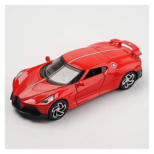 GYXY 1:32 Escala De Aleación Diecasts Vehículos De Juguete De Automóviles con Luces Y Sonido Pull Back Modelo De Automóvil Modelo De Juguetes para Niños para Niños, Decoración (Color : 2)