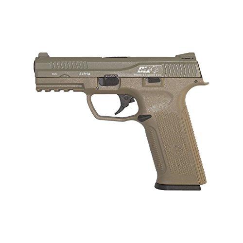 CIS ICS - ICS BLE-001-ST Alpha Gas BlowBack Pistol Tan