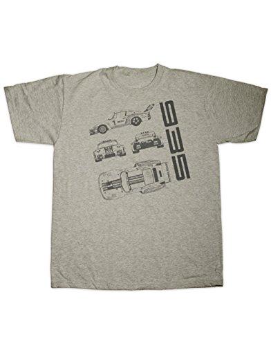 Hotfuel 935 Martini Race T-Shirt Gr. XL, grau