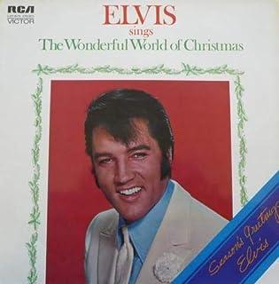 Sings the wonderful world of christmas (#lsp4579) / Vinyl record [Vinyl-LP]