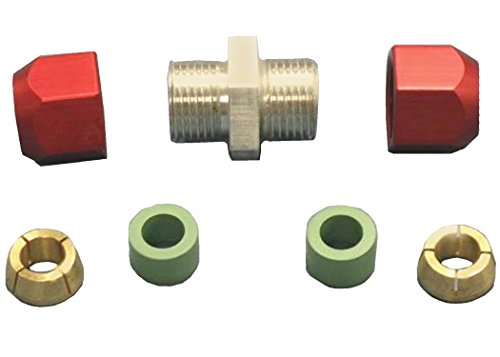ACDelco 15-34057 Professional 3/8 in Air Conditioning Line Repair Kit