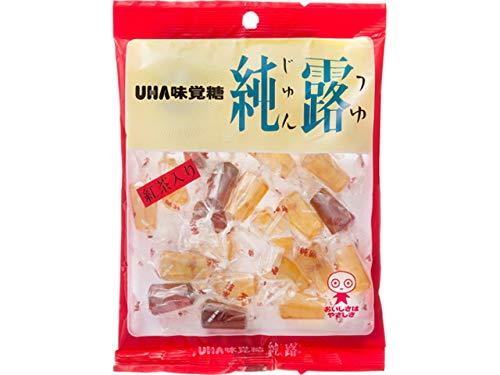 味覚糖 純露 120G×4袋