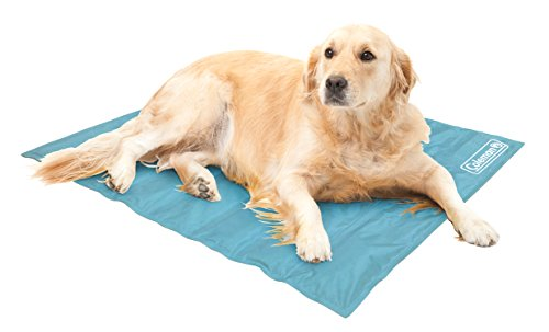 Coleman Comfort Cooling Gel Pet Pad Mat in Large 20'x36', for Large Pets