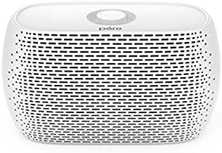 Pure Enrichment® PureZone™ Breeze Tabletop 2-in-1 Air Purifier - True HEPA Filter Cleans Air, Helps Alleviate Allergies, Removes Pet Hair, & Smoke - Ideal for Home, Bedroom, & Office Desktop Surfaces