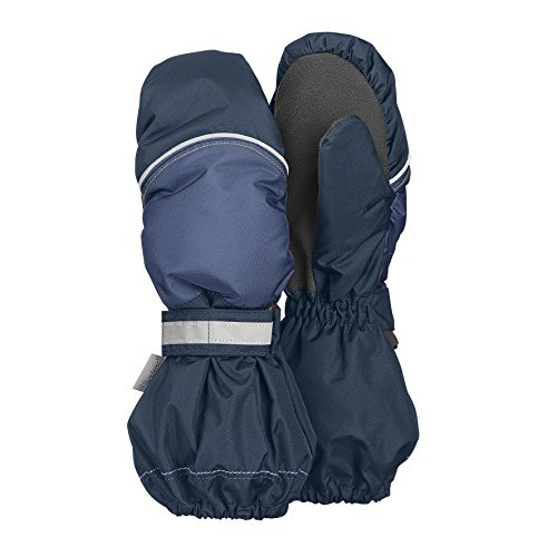 Sterntaler Jungen Stulpen Handschuhe, Blau (Marine 300), 2
