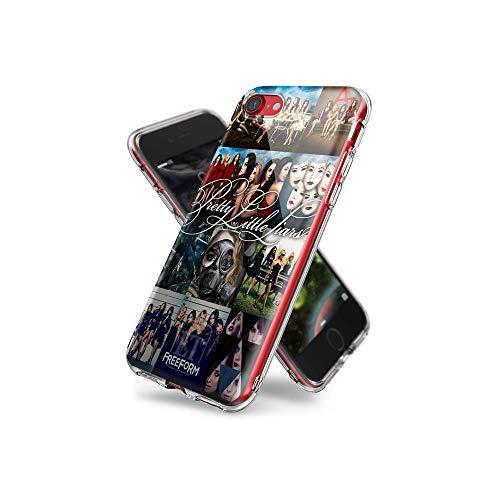 Preisvergleich Produktbild GXkFT NEW Durchsichtig Kompatibel mit iPhone 8 Hülle,  iPhone 7 Hülle