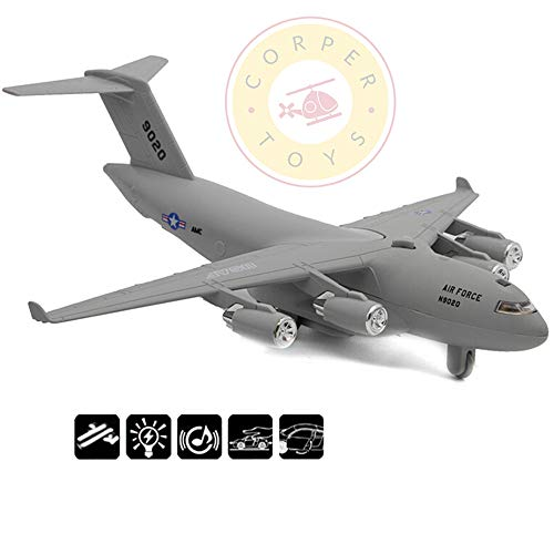 Corper Toys Diecast Plane Metal ...