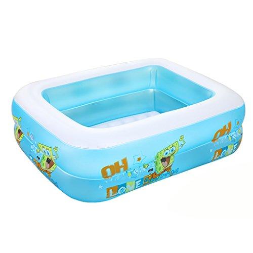 La Piscine Gonflable Infantile De Famille Grande Grande Piscine Marine D'épaississement De Piscine De Boule d'eau