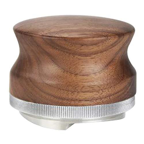 H HILABEE Herramientas de Manipulación de Café Nivel de Presión Manipulación de Espresso Imparcial con Anti Presión - 58mm Style2, Individual