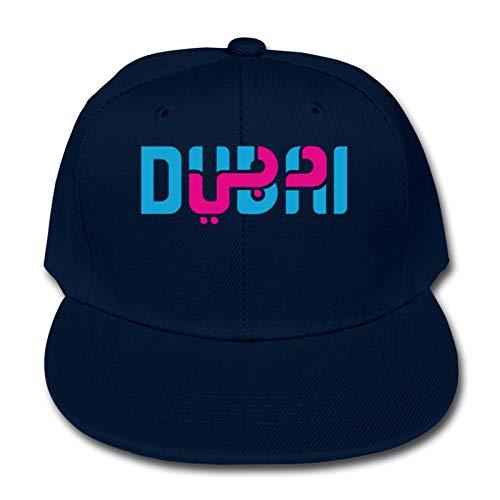 Dubai Tourismus Logo Kinder Tier Bauernhof Quick Buckle Hat Baseball Cap Hip Hop Cap