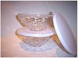 tupperware ice prism bowls