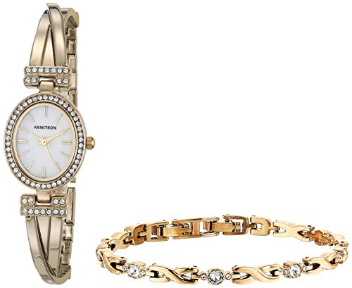 Armitron Dress Watch (Model: 75/5381MPGPST)