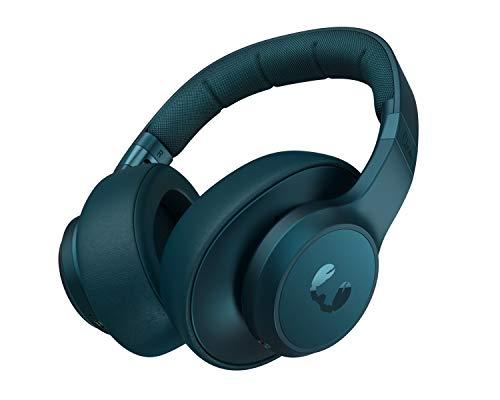 Fresh 'n Rebel Clam Headphones | Over-ear Kabellos Bluetooth Kopfhörer - Petrol Blue