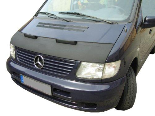 AB-00112 BRA für V-Klasse Vito W638 Bj. 1996-2003 Haubenbra Steinschlagschutz Tuning Bonnet Bra