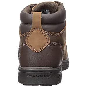 Skechers Men's Segment-Garnet Hiking Boot, CDB, 11.5 Medium US