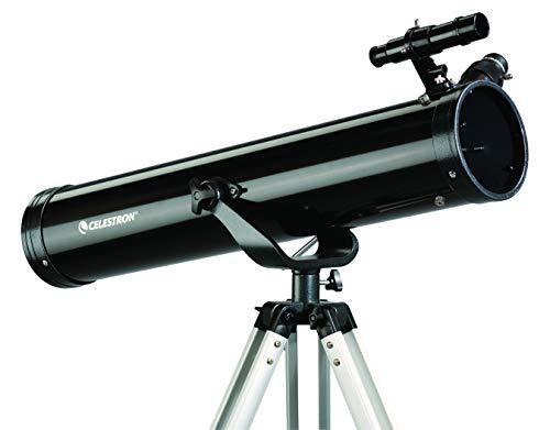 Celestron 21044 PowerSeeker 76 Reflector Telescope
