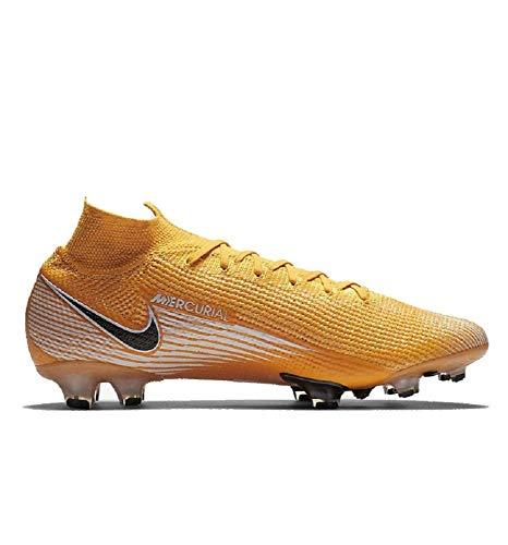 Nike Scarpe Calcio Mercurial Superfly 7 Elite FG Arancio 35