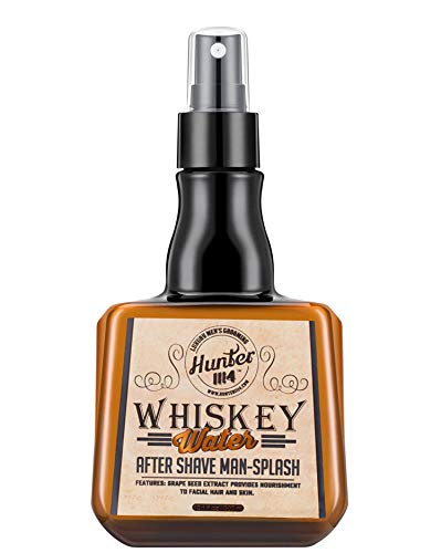 Hunter1114 'Whisky Water' After Shave Man-Splash 250 ml