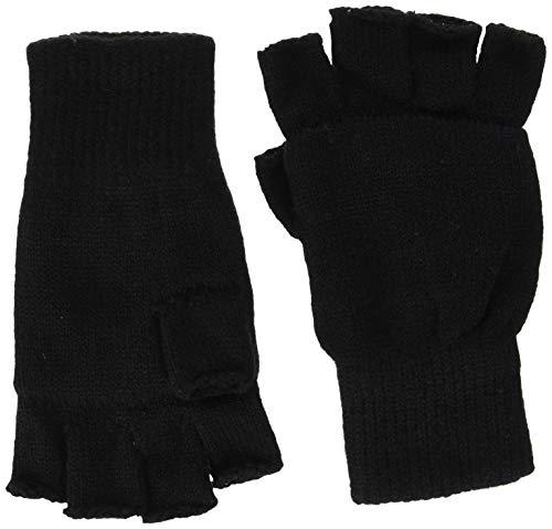 Highlander Thermo-Handschuhe Stayner, Schwarz (Black), Gr. S