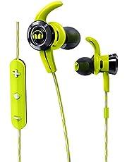 Monster iSport Victory bezprzewodowe słuchawki douszne Bluetooth - bezprzewodowe douszne - zielone