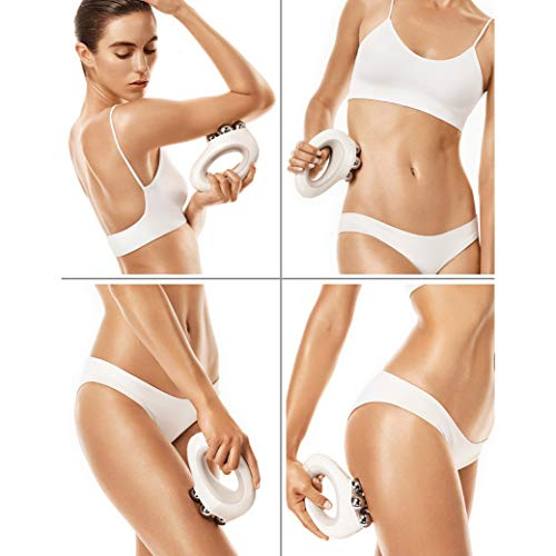 NuFACE NuBODY Skin Toning Device | Handheld Skin Care Device to Help Tone and Firm Body Skin | FDA-Cleared At-Home System