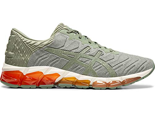 ASICS Men's Gel-Quantum 360 5 Shoes, 10.5, Lichen Green/Lichen Green