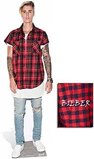 Fan Pack - Justin Bieber Purpose Lifesize Cardboard Cutout / Standee / Standup - Includes 8x10 Star Photo