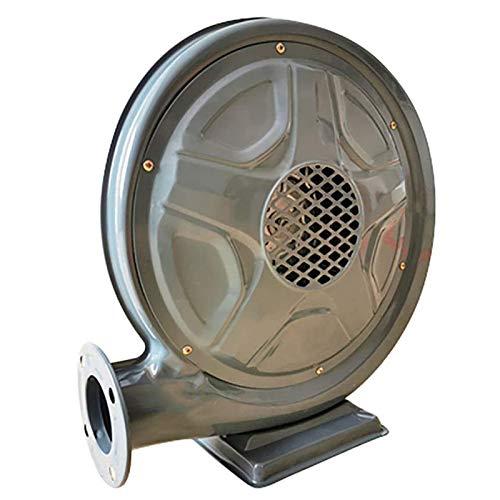 Kutra Soplador de Aire, Centrífugo para Barbacoas Soplador de Forja para Barbacoa Clásica Soplador de Aire Inflable Eléctrico para Casa de Rebote Inflable, Puente, Castillo Hinchable