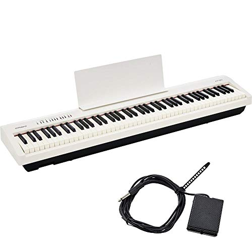 Roland FP-30 WH Stage-Piano, Bianco