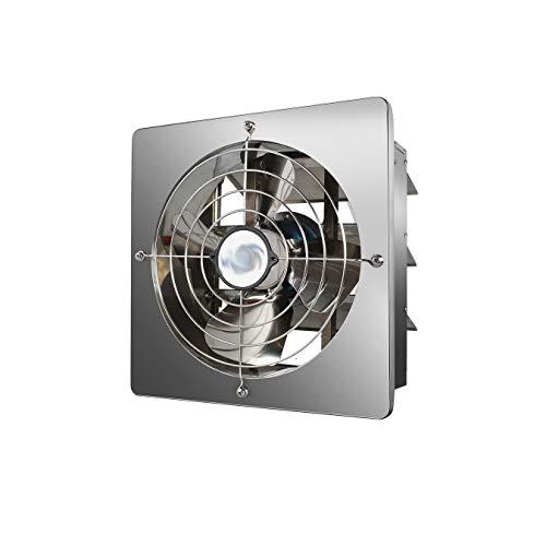 JYDQM Ventilador de extracción para el hogar, Cocina, Ventilador de Potencia Fuerte, Ventilador de ventilación para baño, Ahorro de energía silencioso