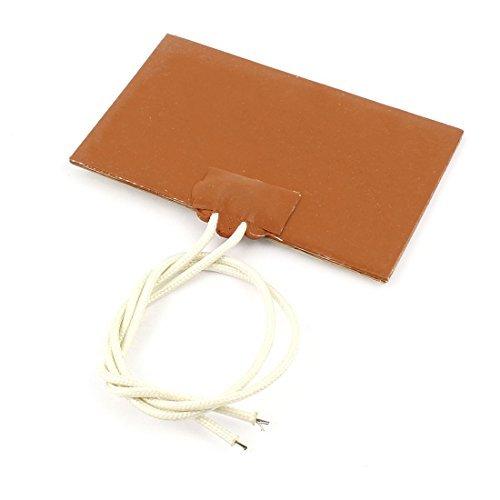 12V 10W Flex adhesivo Silicone Rubber Radiador