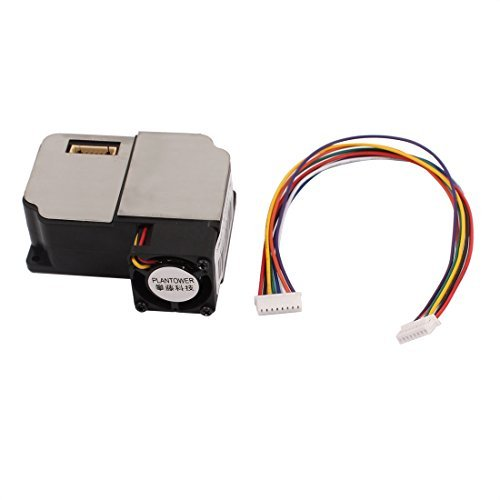 Módulo sensor láser DealMux Polvo El polvo detector de aire purificador de PM1.0 PM2.5 de PM10