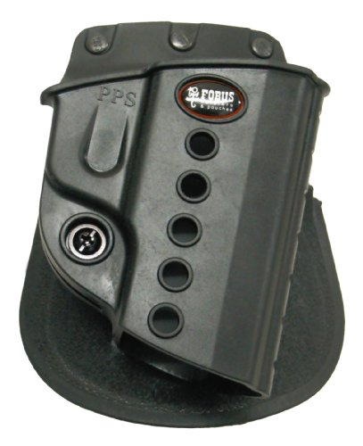 Fobus Walther PPS 9mm / .40 Holster Fits Also CZ-97B, Taurus 709 Slim, SW MP Shield 9mm / .40