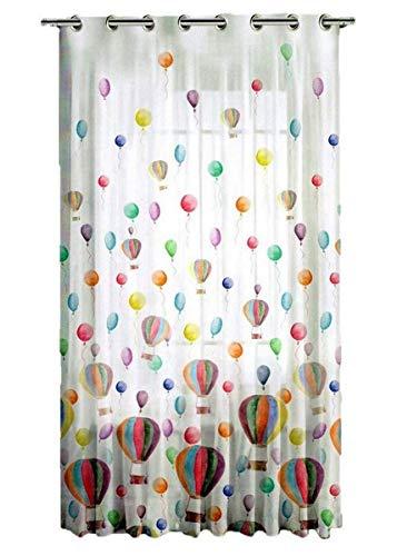 Cortinas infantiles/bebe/Niños- 200 x 260 cm,cortinas personalizada- cortinas confeccionadas con anillas.