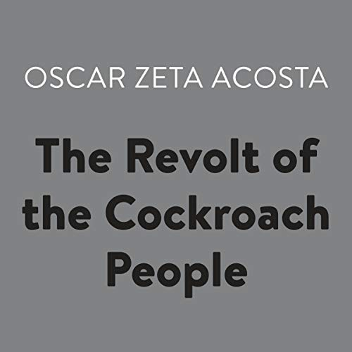The Revolt of the Cockroach People audiobook cover art