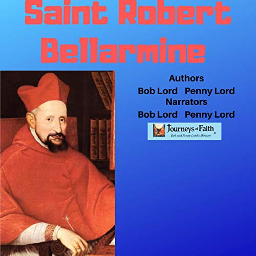 Saint Robert Bellarmine audiobook cover art