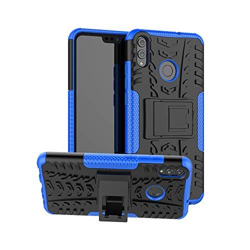 Honor View 10 Lite/Honor 8X Custodia Cover Case, FoneExpert® Resistente alle Cadute Armatura dell'impatto Robusta Custodia Kickstand Shockproof Protective Case Cover per Honor View 10 Lite/Honor 8X