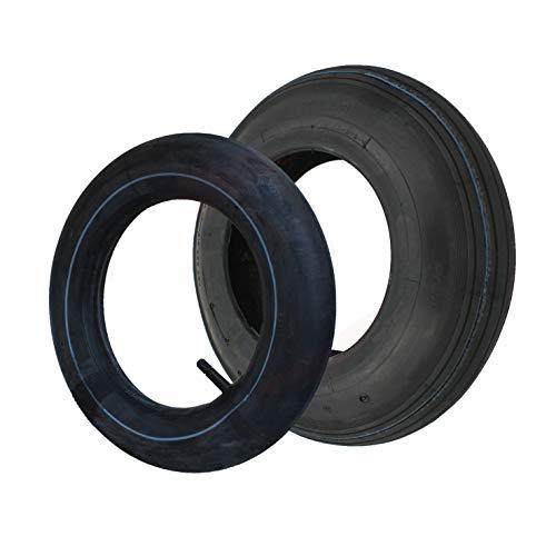 Reifen/Decke + Schlauch 3.50-8 PR4 371 x 90 mm Sackkarrenräder Sackkarre