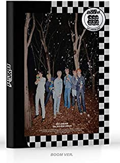 NCT Dream - WE Boom [Boom ver.] (3rd Mini Album) CD+Photobook+Folded Poster+Double Side Extra Photocards Set