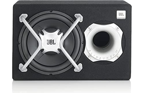 JBL GT-BASSPRO12 12-Inch (300Mm) Car Audio Powered Subwoofer System