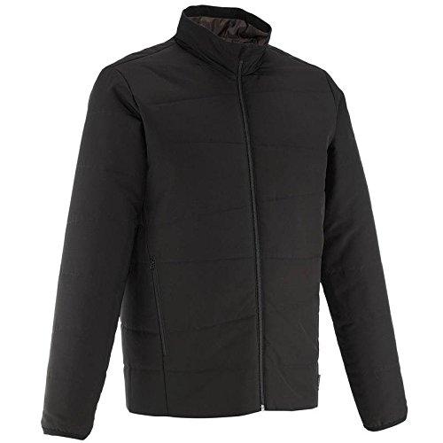 Quechua ARPENAZ 20 Men's Jacket (Black, Medium)