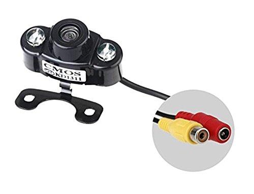HaoYiShang E400 CMOS/CCD 420TVL universel étanche LED de vision nocturne Caméra de vue arrière de voiture, enregistreur les fahrende de support renversée