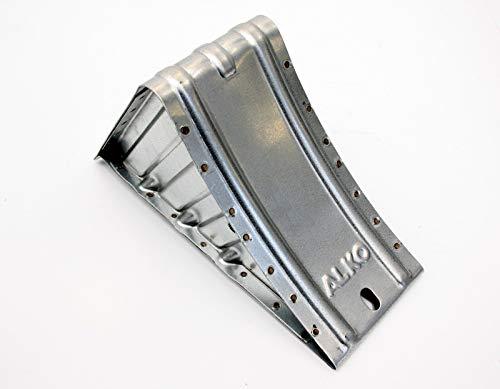 p4U ALKO Unterlegkeil UK36 Hemmschuh verzinkt 1600 kg 120mm breit UK 36 Bremskeil 244.373 244373 1600kg