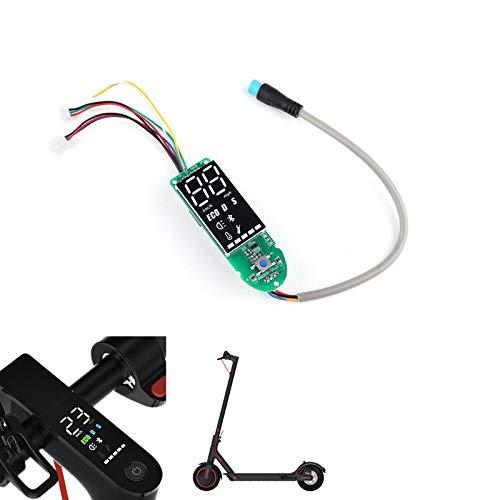 MXBIN Scooter Meter Switch Placa de Circuito de Diente Azul for M365...