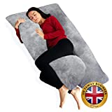 Byre® Support Pillow   2 SIZES   Premium Shredded Memory Foam Filling  