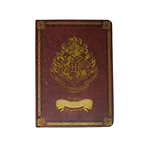 HARRY POTTER Gold - Cuaderno A5